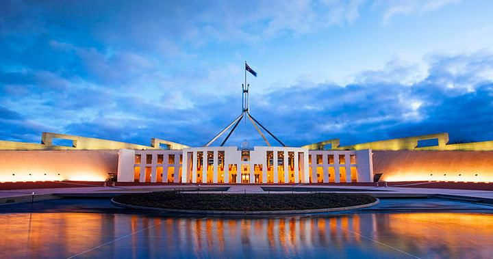 澳大利亚首都领地堪培拉!